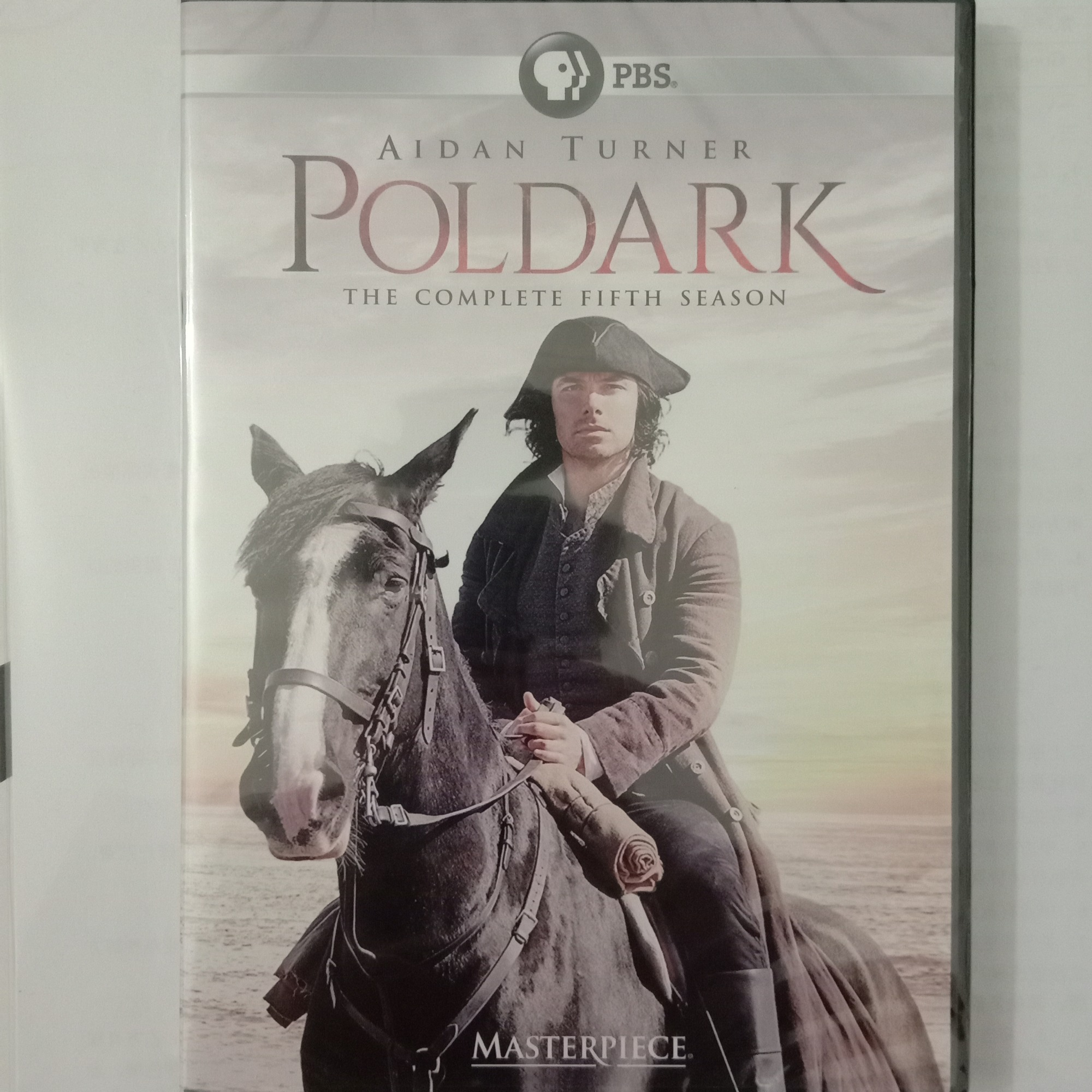 Poldark Season 5 (DVD,3-Disc) New + Free shipping