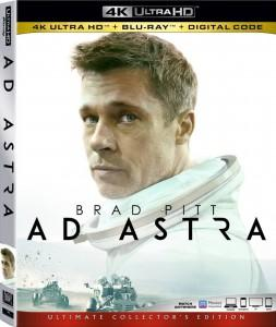 Ad Astra (4K UHD) New + Free shipping