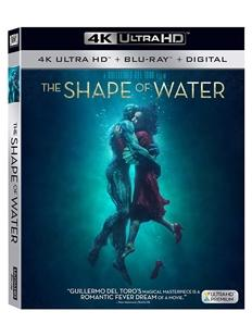 The Shape of Water (4K UHD) New + Free shipping