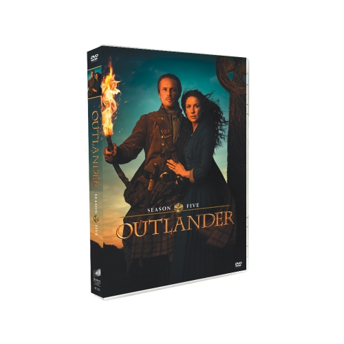 Outlander Season 5 (DVD,4-Disc) New + Free shipping