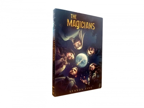 The Magicians Season 5 (DVD,3-Disc) New + Free shipping