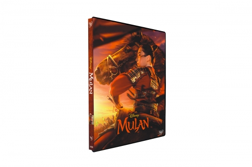 Mulan (DVD New)  + Free shipping