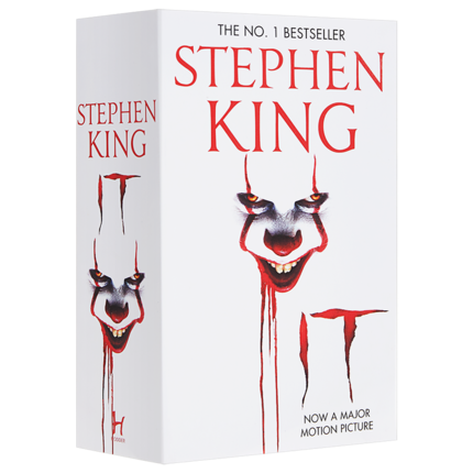 Stephen King (IT)New Book + Free shipping