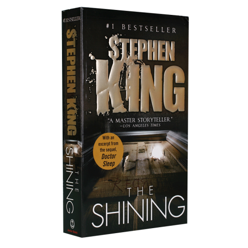 Stephen King: (The Shining)New Book + Free shipping